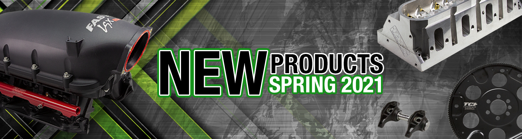 New Products Spring 2021