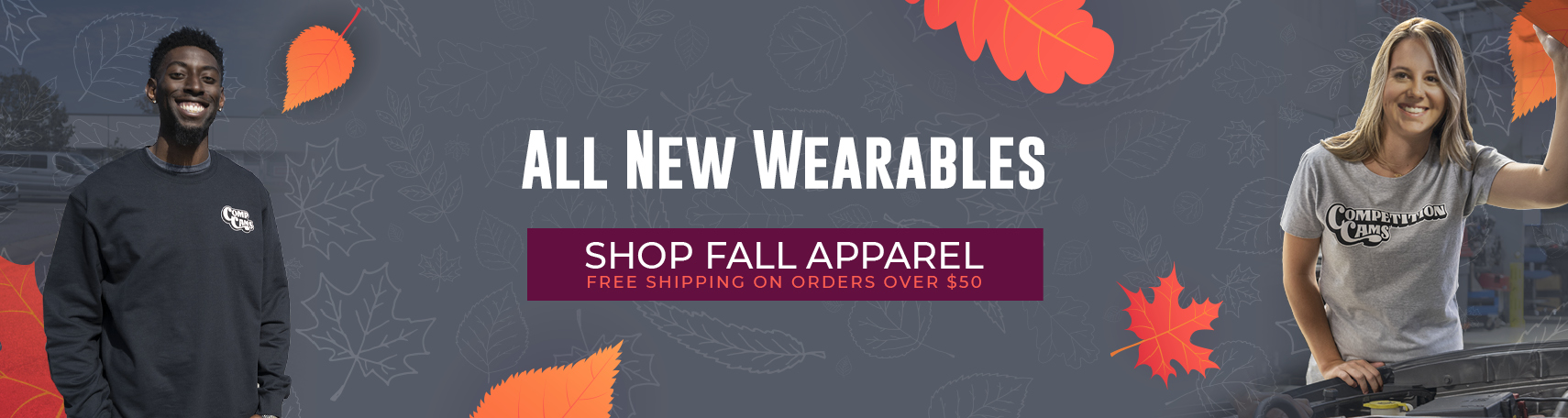 Check out COMP Cams New Fall Apparel Line