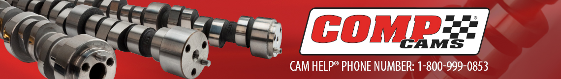 COMP Cams Cam Recommendation Form